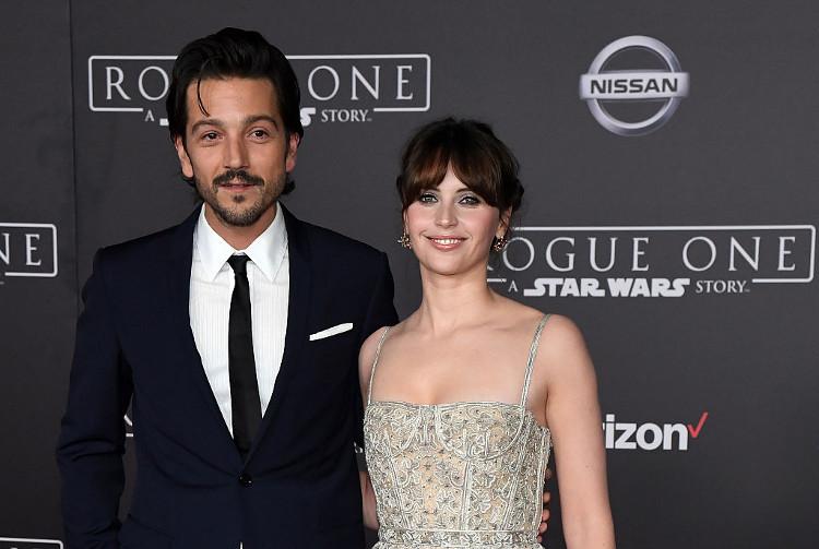 Starwars Rogue One Premiere