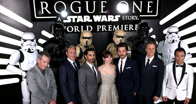 Starwars Rogue One Review