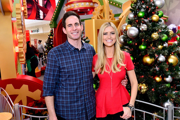 Tarak & Christina El Moussa