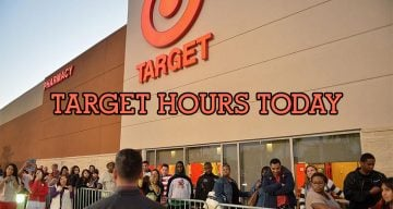 Target Hours Today
