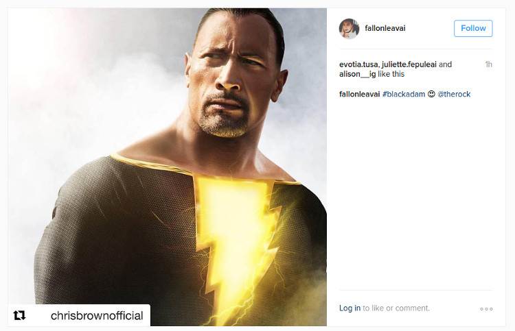 The Rocks First Look From Shazam