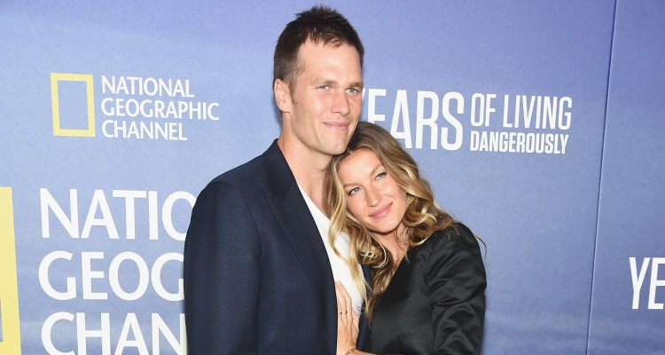 Tom Brady & Gisele Bundchen