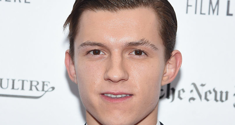 Tom Holland's Hottest Pics