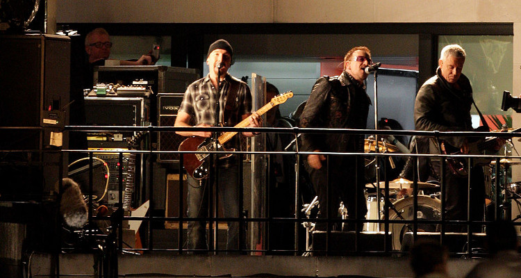 U2 Upcoming Albums & Songs 2017