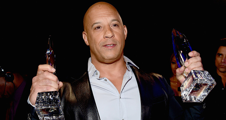 Vin diesel net worth the fast and furious star has a whopping net