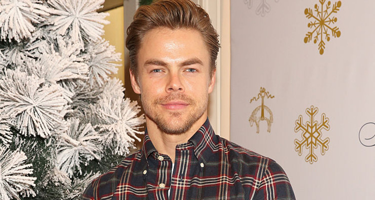 Who is Derek Hough Dating
