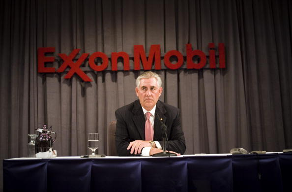 Who is Rex Tillerson