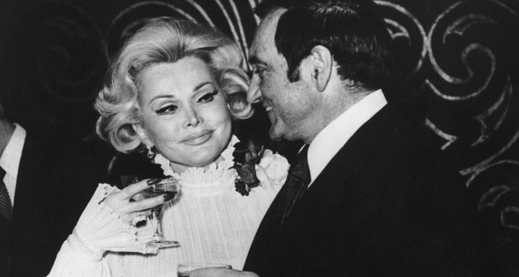 Zsa Zsa Gabor Husbands