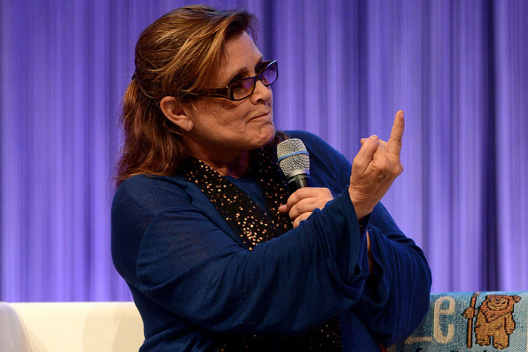 iconic Carrie Fisher quotes