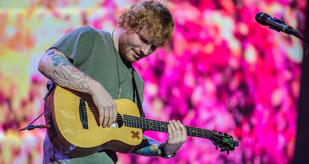 s Ed Sheeran Launching a New Album in 2017