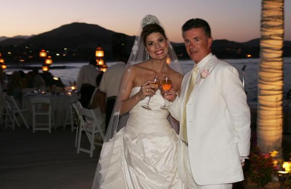 tanya callau wedding pics