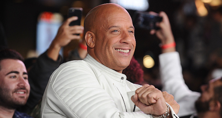 "Vin Diesel ""xXx: Return of Xander Cage"""