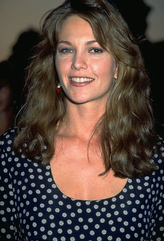 Actress Diane Lane