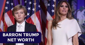 Barron Trump Net Worth