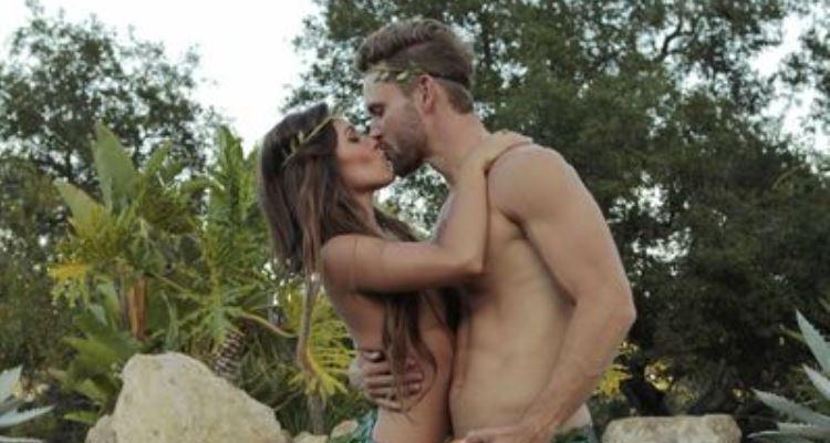 Brittany Ferrar & Nick Viall