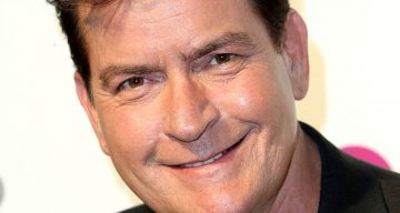 Charlie Sheen Reveals He is Participating in FDA HIV Study