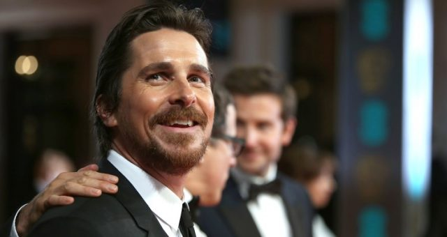 Christian Bale, 2014 Academy Awards