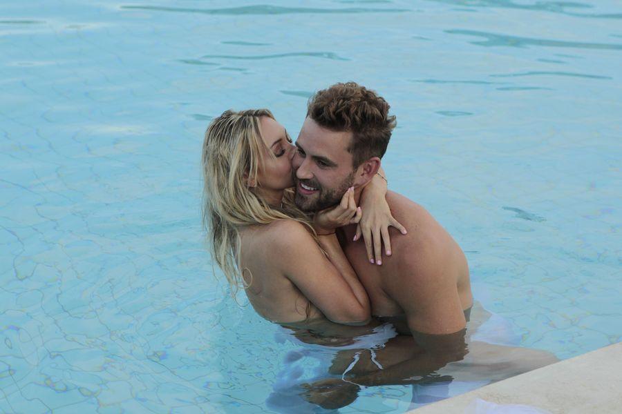 Corinne & Nick, The Bachelor