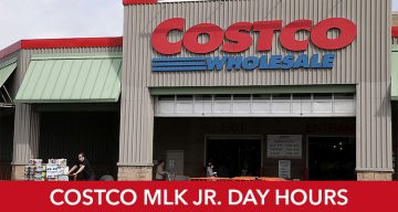 Costco MLK Jr Day Hours