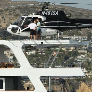 Danielle Went on a Helicopter Date Ride With Nick Viall