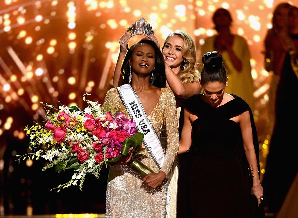Deshauna Barber, Miss USA 2016