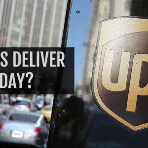 Does UPS Deliver on MLK Day