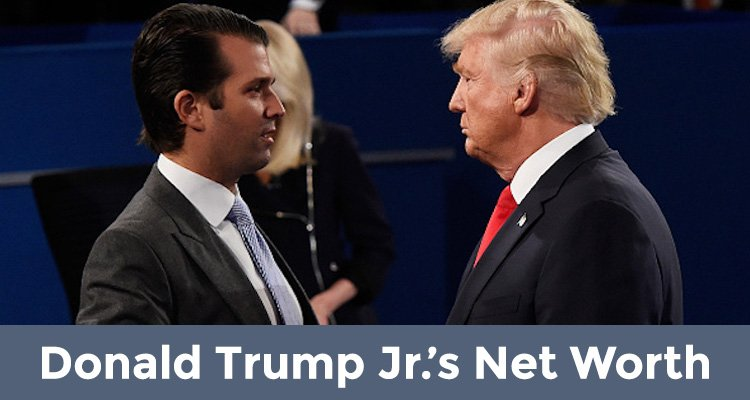 Donald Trump Jr Net Worth
