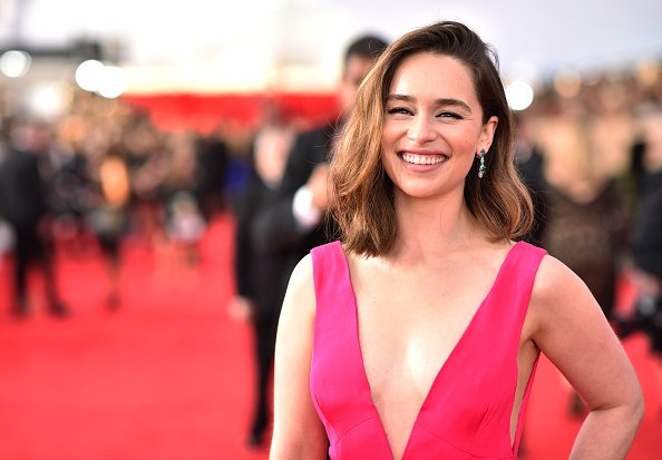 Emilia Clarke, SAG Awards 2016