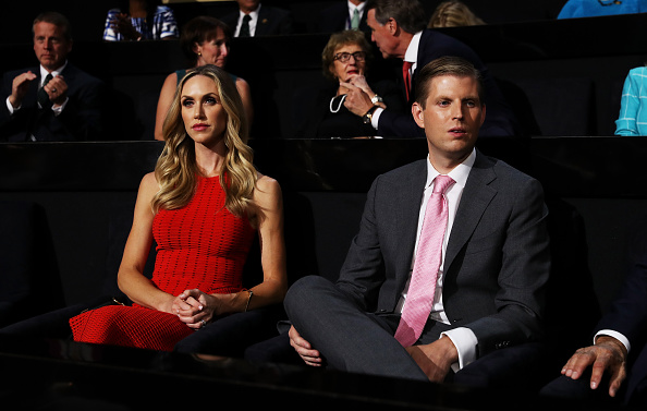 Eric Trumps Love Story with Lara Yunaska