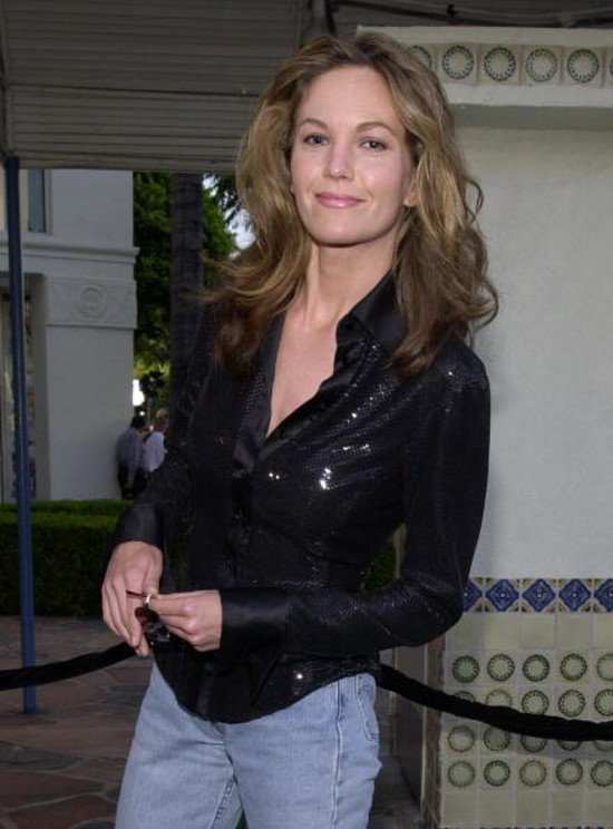 Hollywood Actress Diane Lane