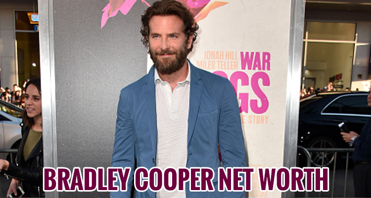How Rich is Bradley Cooper