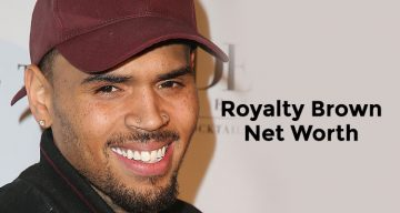 How Rich is Royalty Brown