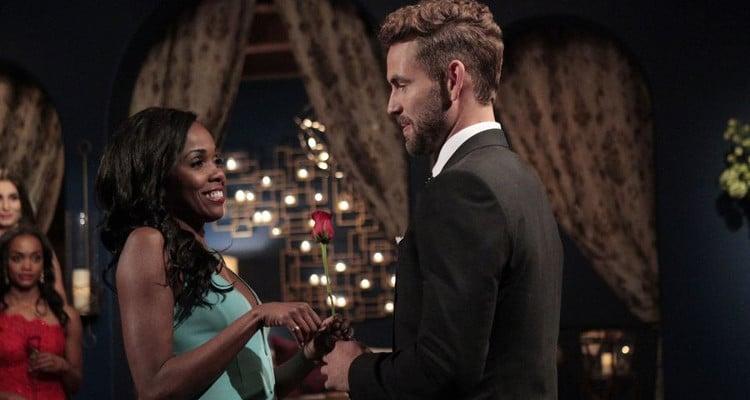 Jasmine G. The Bachelor