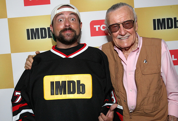 Kevin Smith & Stan Lee
