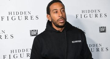 Ludacris Posts a Cryptic New Year Message on Instagram