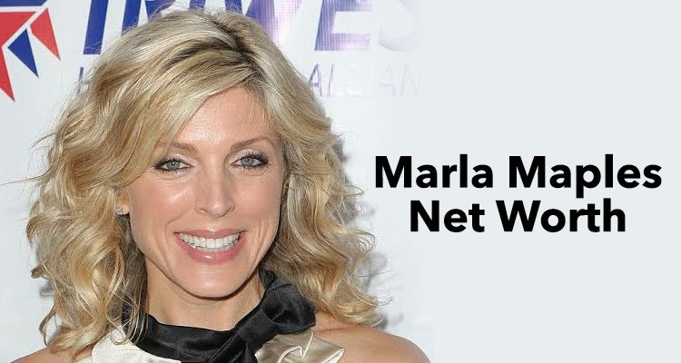 Marla Maples Net Worth