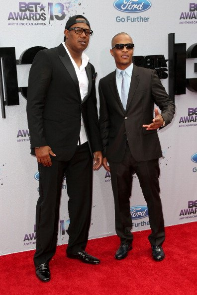 Master P & T.I., 2013 BET Awards