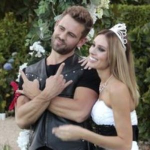 Nick Viall & Hailey Merkt