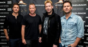 Nickelback New Album 2017
