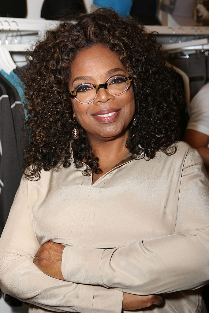 Oprah net worth 2017