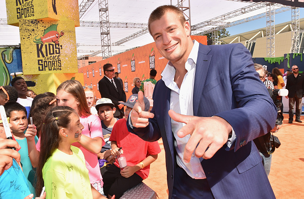 Rob Gronkowski Endorsements