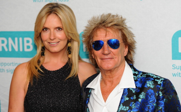 Happy Birthday Rod Stewart The Pop Rock Icon Recently
