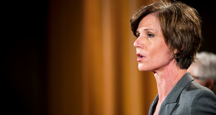 Sally Yates Wiki