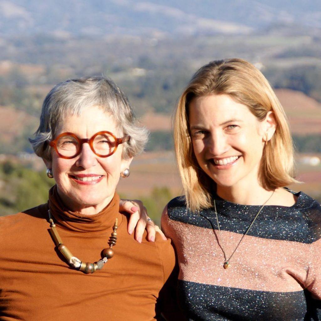 Sarah Williams with mom, Sally Williams