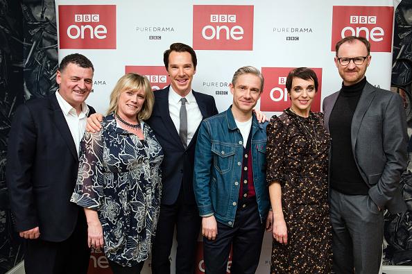 Sherlock season 4 premiered
