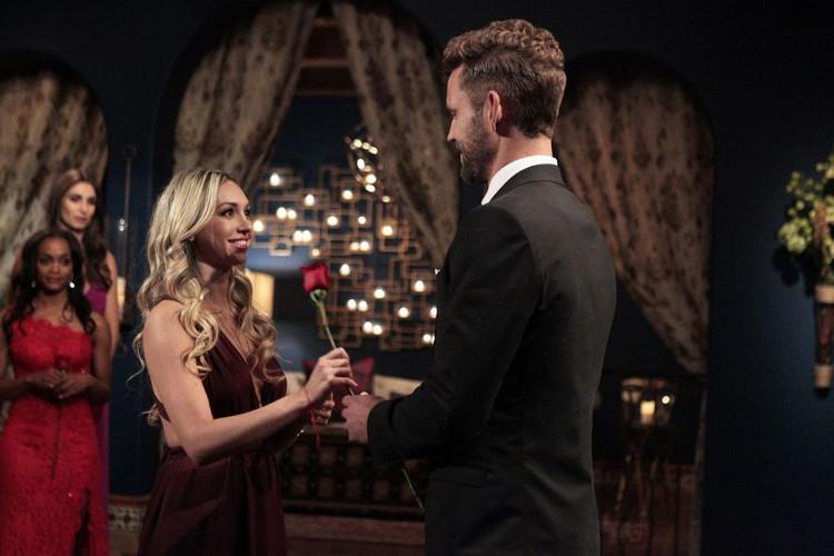 The Bachelor 2017 Winner