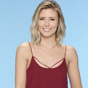 The Bachelor Contestant Danielle Maltby