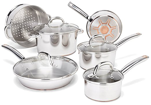 Ultimate Stainless Steel Cooking Set Valentines Day Gift