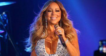 Watch Mariah Careys NYE Lip Sync Video