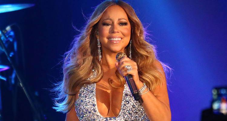 Watch Mariah Careys NYE Lip Sync Video